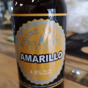 500ml Bottle – Amarillo 4.8%ABV  + Local Delivery (Members only)