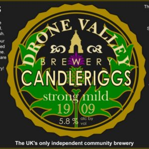 500ml Bottle – Candleriggs 5.8%ABV   + Local Delivery (Members only)