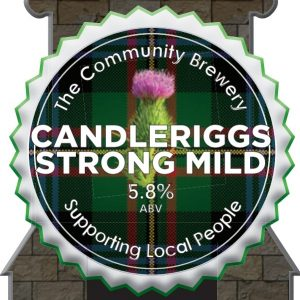 CASK – Candleriggs 5.8%ABV    3 Pint Carry out filled from cask + Local Delivery (Members only)