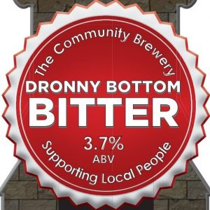 CASK – Dronny Bottom Bitter 3.7%ABV  FRESHLY FILLED FROM CASK