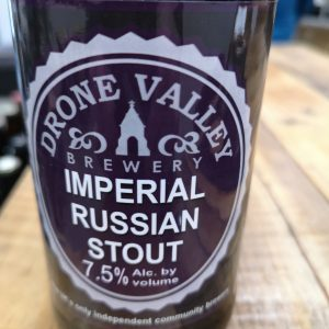 500ml Bottle – Imperial Russian Stout 7.5%ABV  + Local Delivery (Members only)