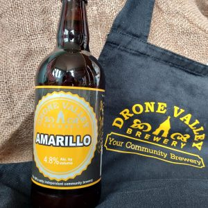 500ml Bottle- Amarillo 4.8% ABV + Local Delivery (Members only)