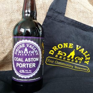 Bottle 500ml  – Coal Aston Porter 4.5%ABV