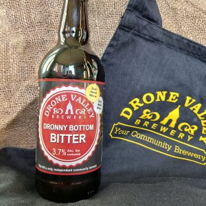 Bottle – 500ml  Dronny Bottom Bitter 3.7%ABV