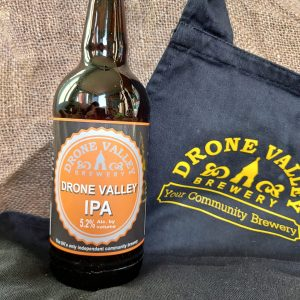 Bottle 500ml  – Drone Valley IPA 5.2%ABV