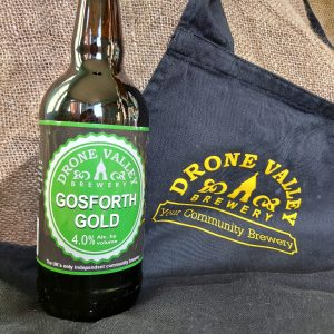 Bottle 500ml – Gosforth Gold 4.0%ABV