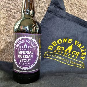 330ml Bottle – Imperial Russian Stout 7.5%ABV   + Local Delivery (Members only)