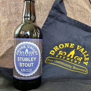 500ml Bottle – Stubley Stout 5.2%ABV  + Local Delivery (Members only)
