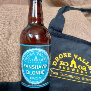 500ml Bottle – Fanshawe Blonde 4.8%ABV  + Local Delivery (Members only)