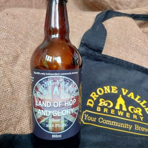 500ml Bottle- Land of Hop & Glory 4.5% ABV + Local Delivery (Members only)