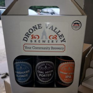 Drone Valley Brewery Presentation Pack