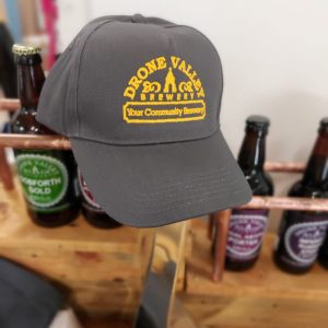 1 Drone Valley Brewery Baseball Cap