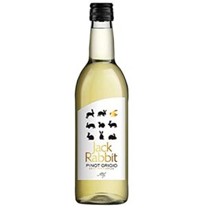 -Jack Rabbit Pinot Grigio 187ml single serving-