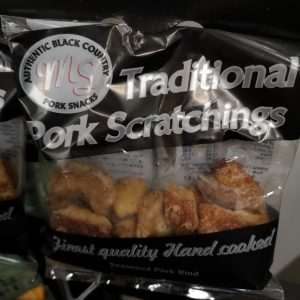 Pork Scratchings 40g Pack