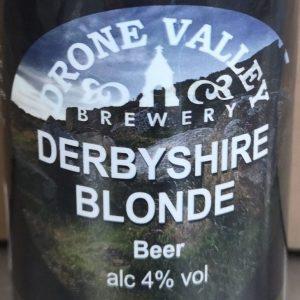 CASK – Derbyshire Blonde 4%ABV  FRESHLY FILLED FROM CASK