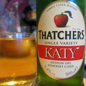 Thatcher's Katy Cider 500ml Bottle 7.4% vol