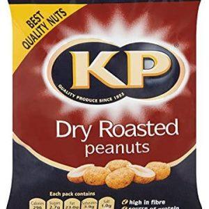 Dry Roasted Peanuts 50g Pack